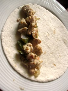 Chicken Wrap recipe