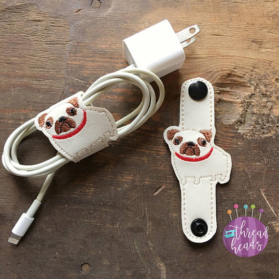 pug cold holders gift idea for pug lovers