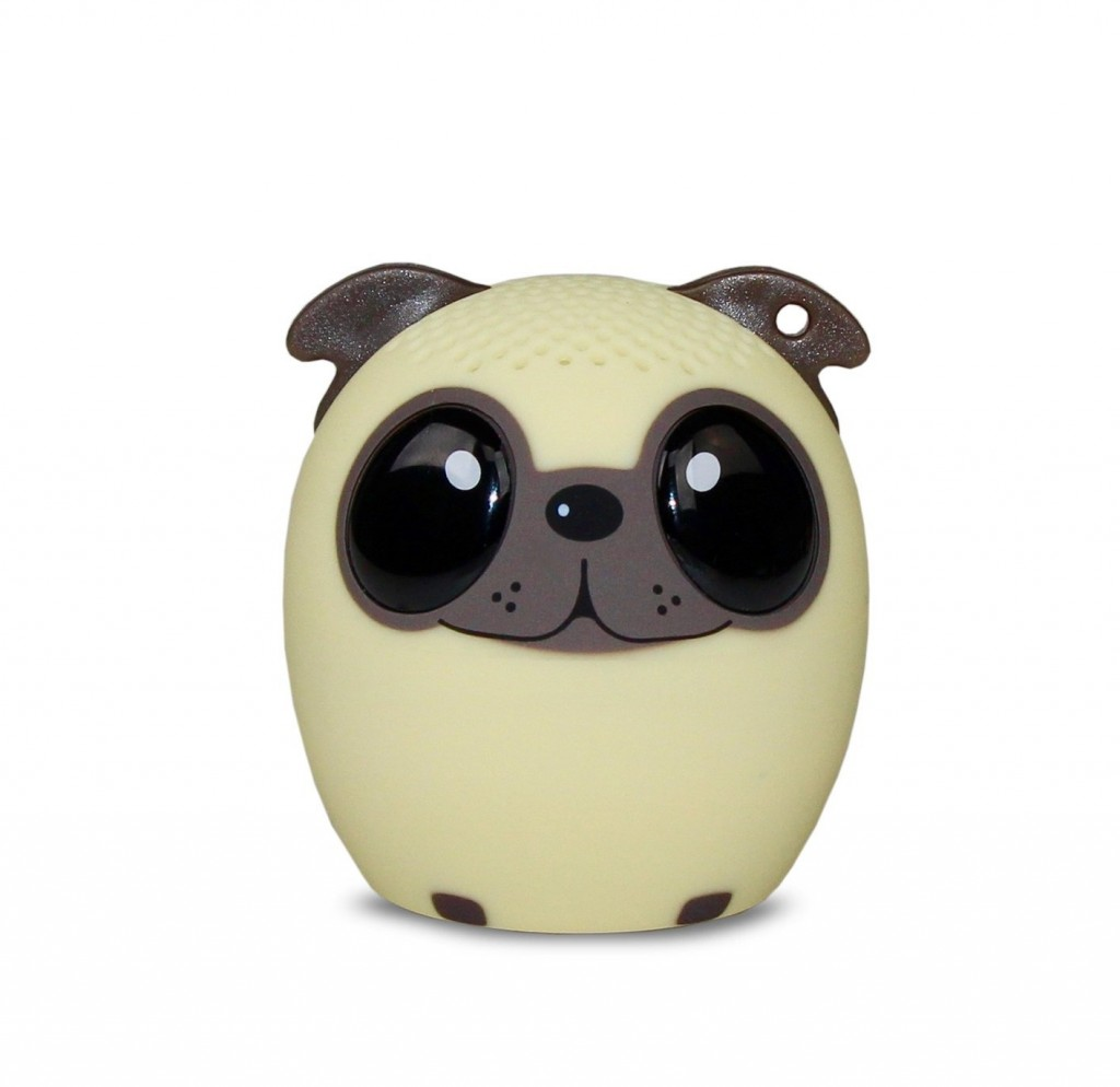 pug bluetooth speaker gift for pug owners