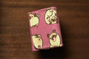 pug wallet