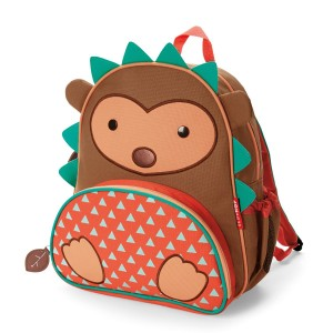 Skip hop hedgehog backpack