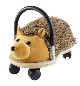 prince lionheart hedgehog ride on toy