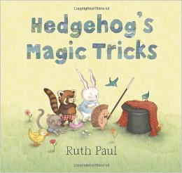 hedgehog's magic tricks book