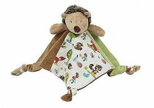 harry hedgehog blankey lovey
