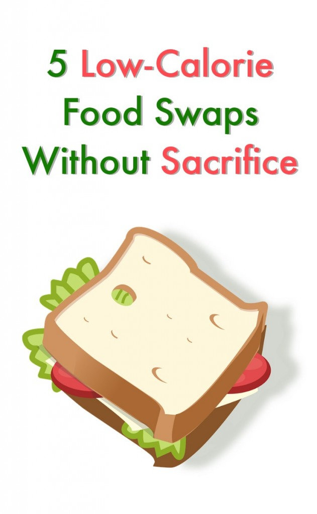 Low-Calorie Food swaps that don't require sacrifice