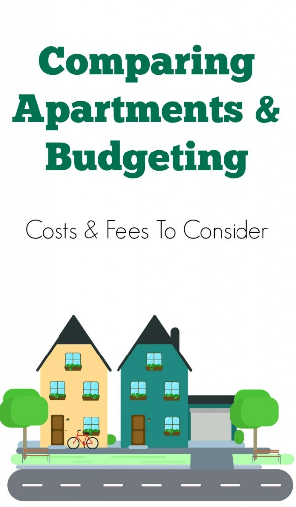 Apartment hunting: costs and fees to compare when planning your budget