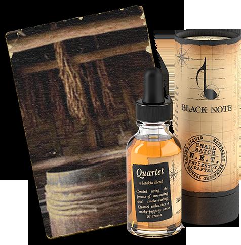 Black Note E-cigarette liquid