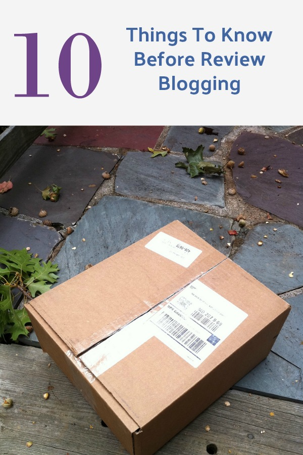 10 important things to know before you do a review on your blog or begin review blogging